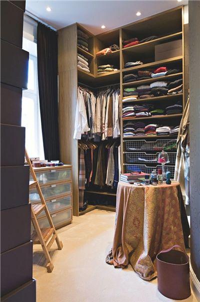 Ideas para dise ar armarios y vestidores - Disenar un armario ...