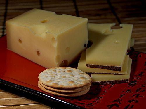 corte de quesos
