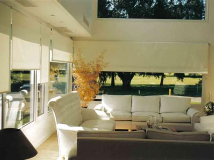 cortinas estores enrollables Vestir una Ventana: Tipos de Cortinas