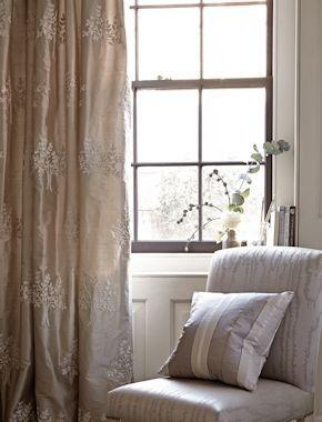 vestir ventanas con elegancia