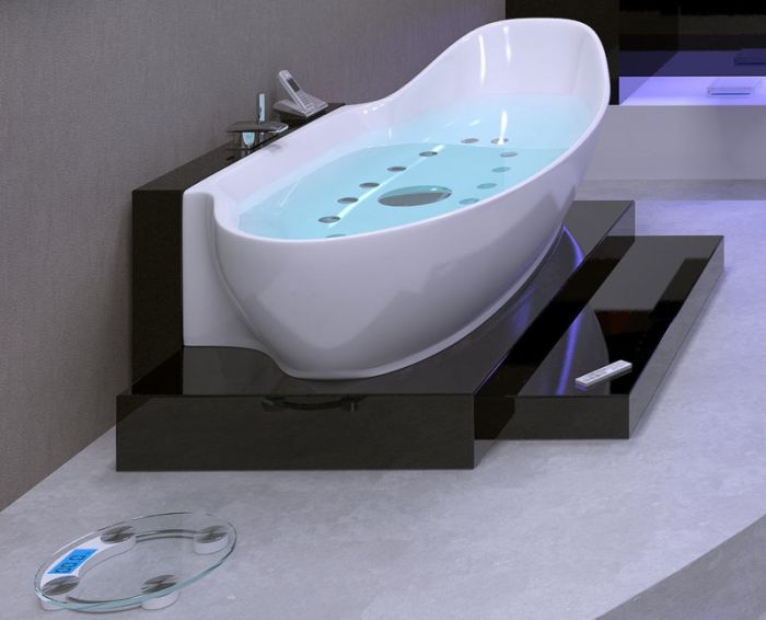 Diseno De Baño Para Casa:Cuarto de Baño de Diseño Hi Tech