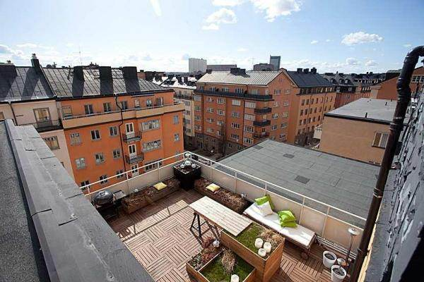 cuatro ideas renovar terrazas jardines decoracion 2 Cuatro Ideas para Renovar Terrazas y Balcones