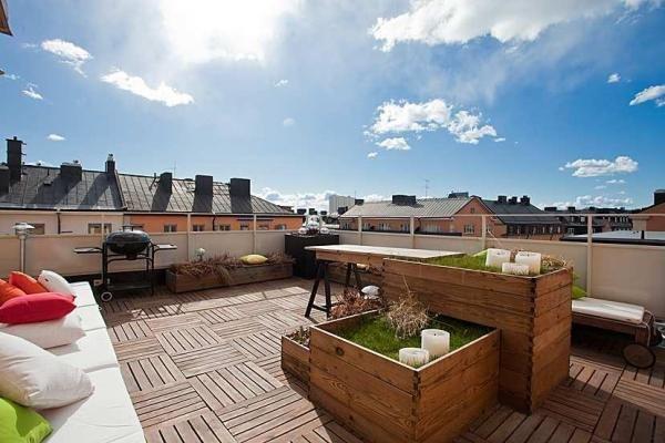 cuatro ideas renovar terrazas jardines decoracion 3 Cuatro Ideas para Renovar Terrazas y Balcones