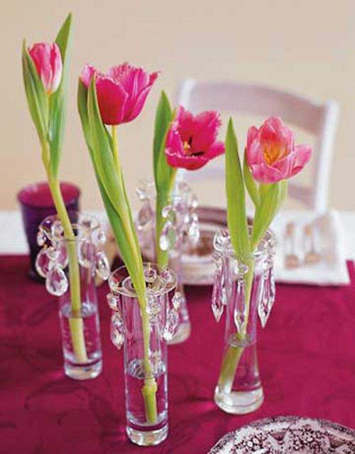decoracion arreglos florales centros mesa2 Decoración con Arreglos Florales y Centros de Mesa  Parte Dos