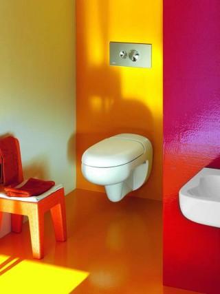 decoración con color