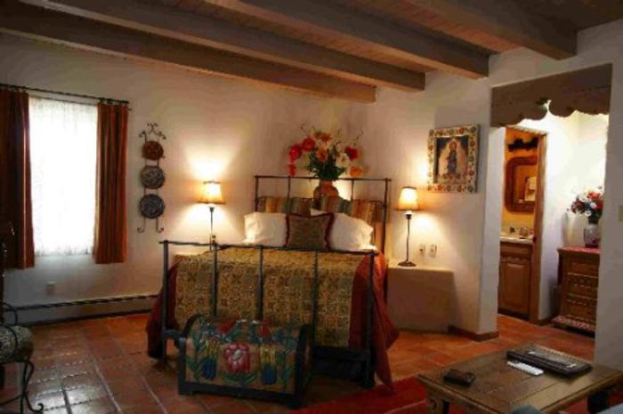 decoracion estilo santa fe Estilo Santa Fé