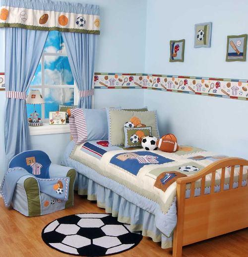 Decoraci n de habitaciones infantiles tem ticas - Habitaciones infantiles tematicas ...