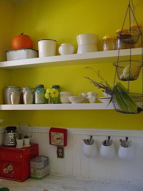 decoracion librerias estanterias casa 11 Decoración con Librerías y Estanterías para la Casa