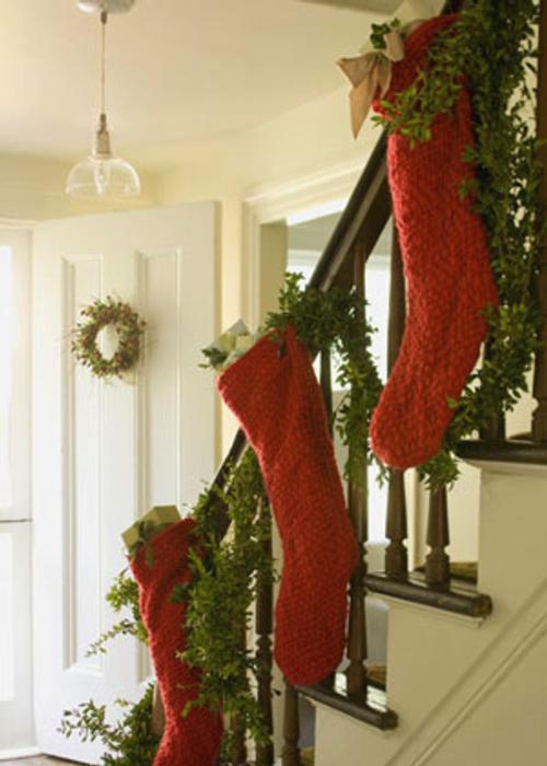 decoracion navidad ideas toda casa 8 Decoración de Navidad, Ideas para toda la Casa
