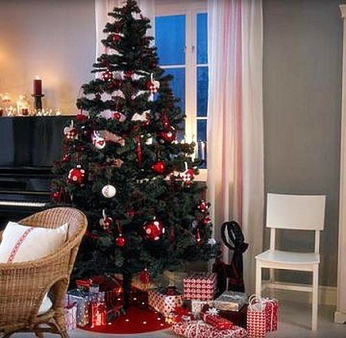 decoracion navidad ikea 1 Decoración de Navidad con Ikea