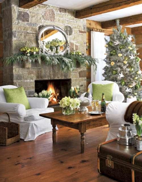 NAVIDAD 2013 Decoracion-navidena-para-todas-las-habitaciones-chimenea