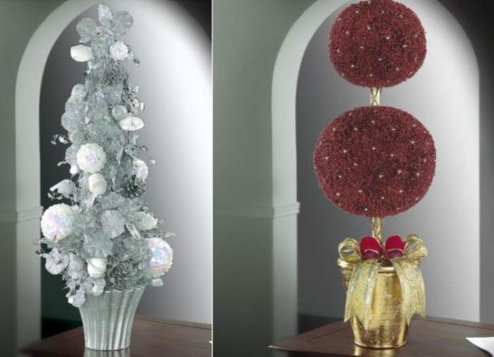 Decoraci n navide a para todas las habitaciones - Decoracion navidena para el hogar ...