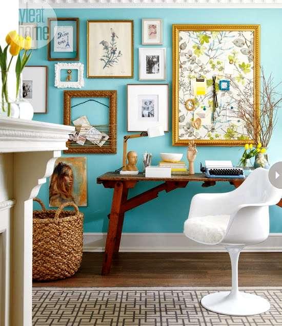 decorar-oficina-en-casa