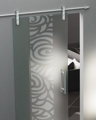 decorativas puertas correderas cristal 5 320x400 Decorativas Puertas Correderas de Cristal