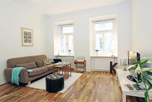 Dise o de un apartamento peque o y con estilo for Diseno de apartamentos pequenos