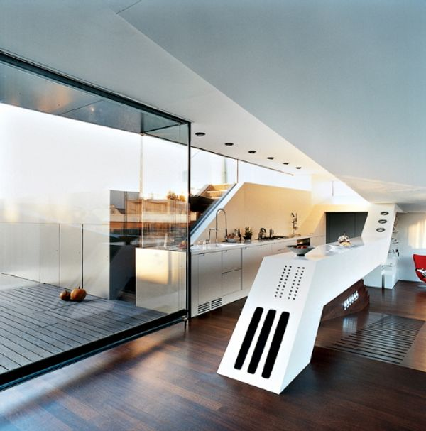 Dise o de interior y arquitectura moderna casa ray 1 - Diseno interior casa ...