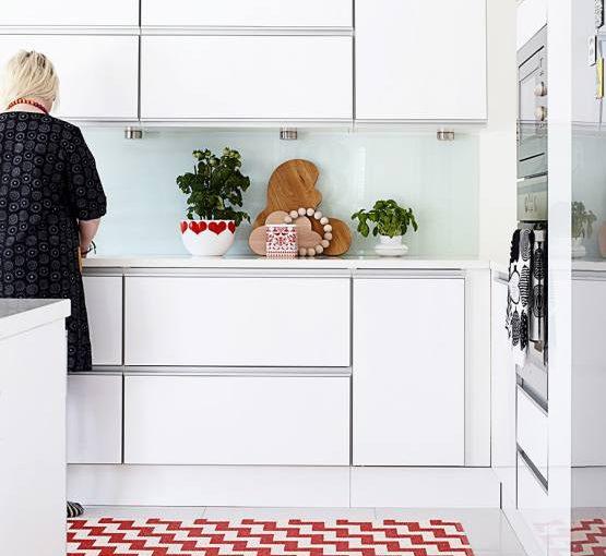 Distribuci n de los muebles de cocina for Distribucion de muebles de cocina