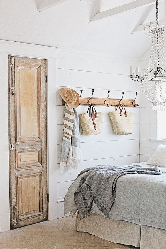 dormitorio estilo french country