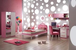 dormitorios color rosa ninas jovenes 1 320x210 Dormitorios Color Rosa para Niñas y Jóvenes