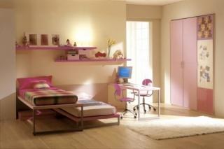 dormitorios color rosa ninas jovenes 10 320x213 Dormitorios Color Rosa para Niñas y Jóvenes
