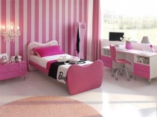 dormitorios color rosa ninas jovenes 14 320x239 Dormitorios Color Rosa para Niñas y Jóvenes