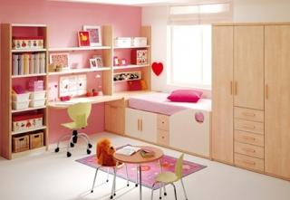dormitorios color rosa ninas jovenes 15 320x221 Dormitorios Color Rosa para Niñas y Jóvenes
