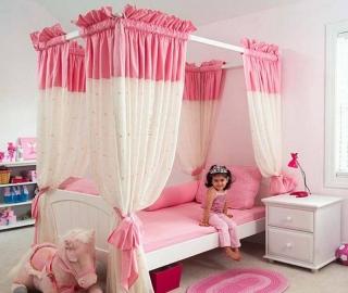 dormitorios color rosa ninas jovenes 3 320x270 Dormitorios Color Rosa para Niñas y Jóvenes
