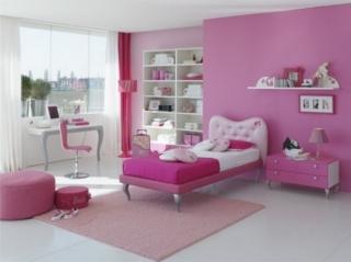 dormitorios color rosa ninas jovenes 5 320x239 Dormitorios Color Rosa para Niñas y Jóvenes