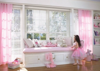 dormitorios color rosa ninas jovenes 6 320x228 Dormitorios Color Rosa para Niñas y Jóvenes