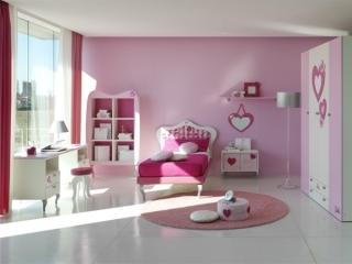 dormitorios color rosa ninas jovenes 7 320x240 Dormitorios Color Rosa para Niñas y Jóvenes
