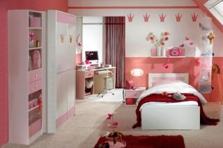 dormitorios color rosa ninas jovenes 8 320x213 Dormitorios Color Rosa para Niñas y Jóvenes