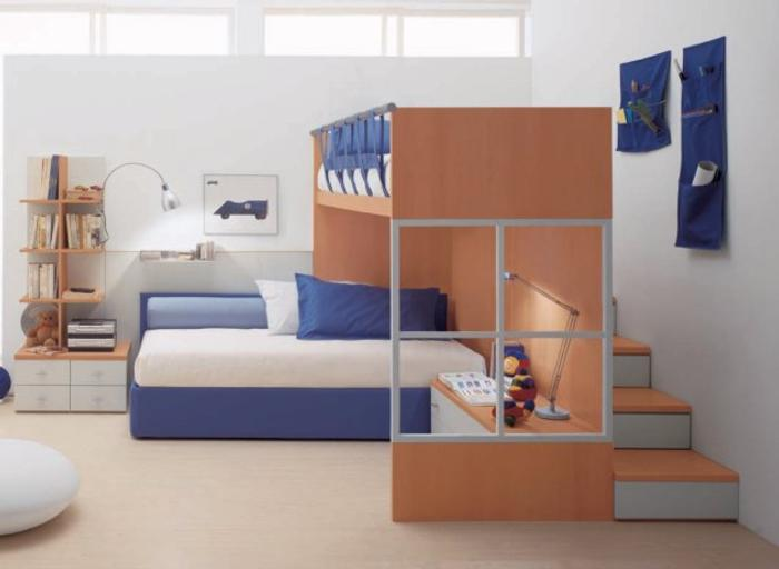 Dormitorios contempor neos para ni os for Dormitorio ninos diseno
