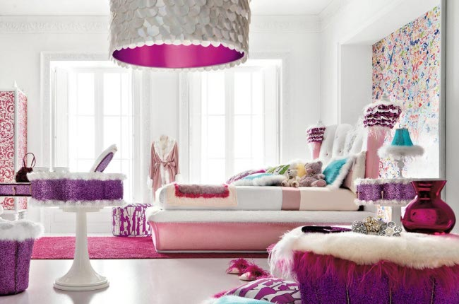 Design by color: 3 dorm styles inspired by the color pink
