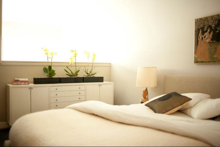 dormitorios con decoracion Feng Shui