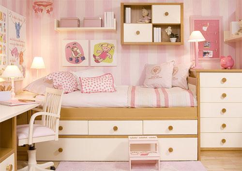 Dormitorios juveniles muebles modernos con color y estilo - Fotos de dormitorios juveniles modernos ...