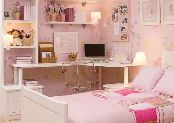 Dormitorios juveniles muebles modernos con color y estilo - Muebles para habitaciones pequenas juveniles ...