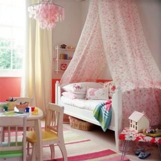 dormitorios ninas jovenes ideas decorarlo 7 320x320 Dormitorios Color Rosa para Niñas y Jóvenes