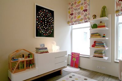 dormitorios de niños y niñas