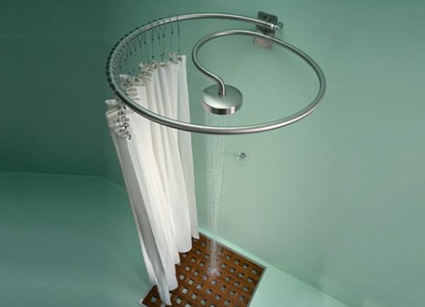Cortinas De Baño Easy:de este accesorio tan particular para el baño estuvo a cargo de