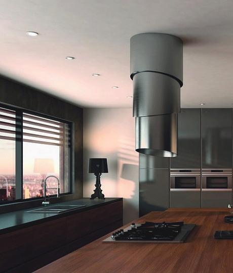Últimos diseños en campanas extractoras ¡Te sorprenderán!