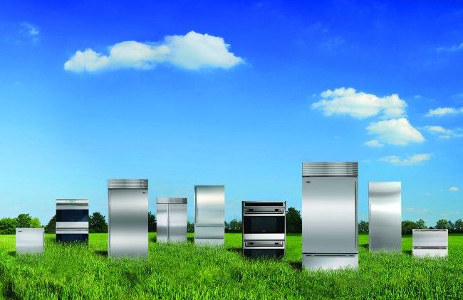 Electrodom sticos modernos y ahorro de energ a de wolf y - Casas de electrodomesticos ...