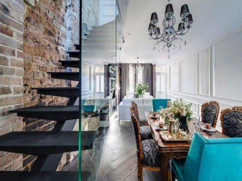 Escalera ideal para espacios peque os - Escaleras espacios pequenos ...