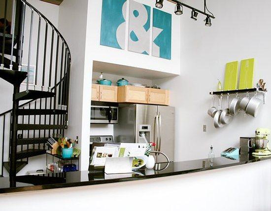 espacio de almacenaje en cocinas pequeñas