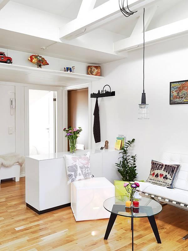 Muebles para separar ambientes for Ideas para separar ambientes pequenos