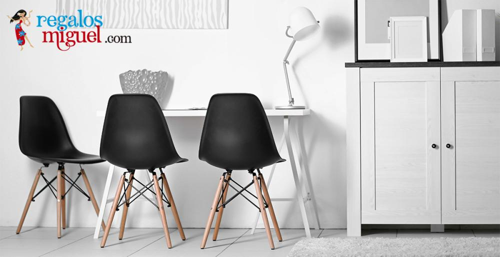 estilo Eames en casas actuales