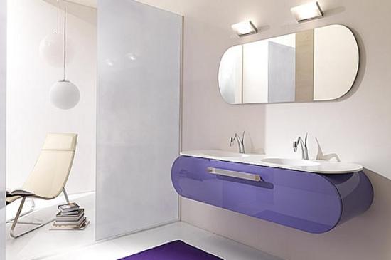diseno de baos ninasflux muebles de bao de diseo con color y curvas diseno de baos ninas