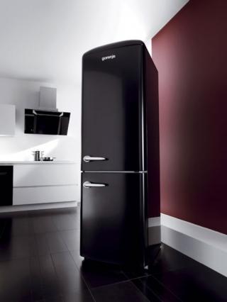 Nuevo frigor fico con dise o retro de gorenje electrodom sticos y artefactos - Frigorificos de diseno ...