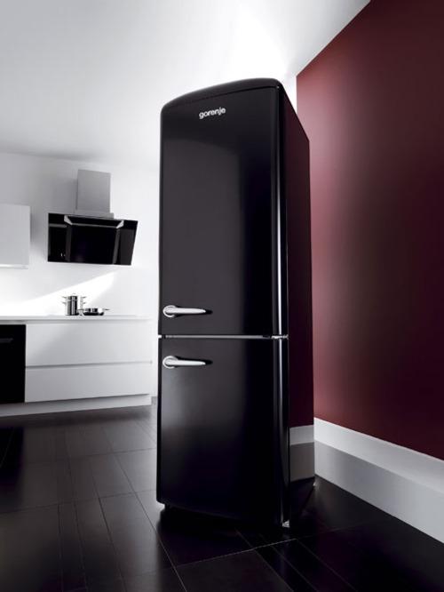 Nuevo frigor fico con dise o retro de gorenje - Frigorificos de diseno ...