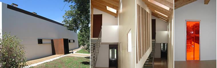 fujy 3 Casas ecológicas: Proyecto Fujy
