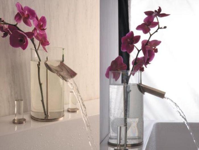 Grifería Flower, Cuartos de Baño que Florecen